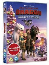 How To Train Your Dragon: Homecoming (Limited Edition Stickersheet) [DVD]