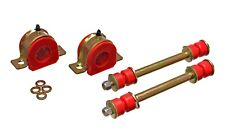 Energy Suspension Sway Bar Bushing Set Red Front for Chevrolet, GMC # 3.5181R
