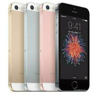 Apple iPhone SE 16GB/32GB/64GB/128GB GSM Unlocked Worldwide -No fingerprint