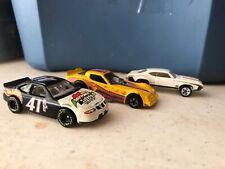Hot Wheels Pontiac Racing/Olds 3 Car Lot