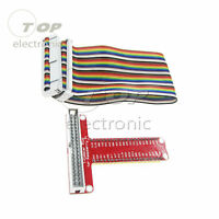 T Type Breakout Expansion Board + 40Pin GPIO Cable For Raspberry Pi B+ Pi 2