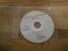CD Pop Lexy & K-Paul - Wide Road (5 Song) Promo MUSIC IS MUSIC / KONTOR cd only