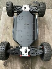 Kraton/Talion/Typhon/Notorious 6S - SKID PLATES -Professional CNC - Made In USA