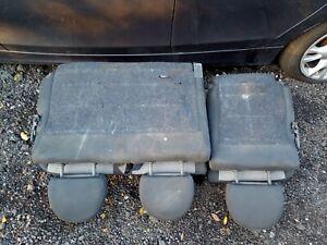 Fiat Doblo 2006 - 2009 Rear Back Bench Seats Rear Passenger Back Row