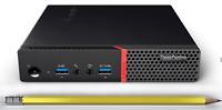 Lenovo refurb M700 TINY / i5 6th gen / 16GB DDR4 / 240 GB SSD / Windows 10 Pro