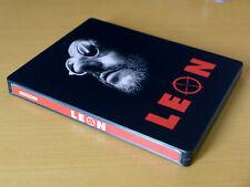 Léon Professional Steelbook Edition Blu-ray Directors Cut Kinofassung LEON Profi