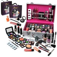 70 PIECE MAKEUP VANITY CASE COSMETIC SET MAKE UP BEAUTY STORAGE BOX GIFT XMAS