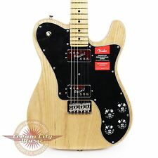 Brand New Fender American Professional Telecaster Deluxe ShawBucker Natural Ash