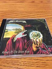 Helloween- Keeper of the Seven Keys CD 1987 Original RCA Records Pressing