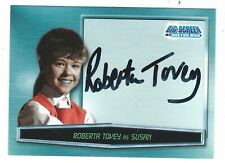 Big Screen Doctor Who Limited Edition Roberta Tovey Autograph Card A1 Very Good