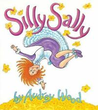 Silly Sally: Lap-Sized Board Book, Wood, Audrey