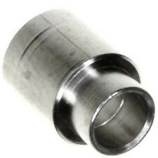 """Lot of 4 Brass Swage Round Standoff 4-40 0.250"""" Nickel Plated 2262-2"""