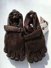 Vibram five fingers KSO trek K100 Leather Brown M241 size 42