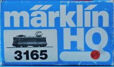 MARKLIN 3165 HO GAUGE ELEKTROLOKOMOTIVE ELECTRIC LOCOMOTIVE SNCF BB9200 BB 9280