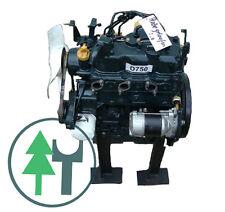 Dieselmotor Motor Kubota D750 16,5PS 762ccm gebraucht BHKW Diesel