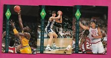 1992 CLASSIC SHAQUILLE ONEAL RC + LAETTNER RC + JACKSON RC NRMT-MT  (INV# C3184)