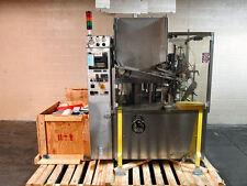 ROMACO TUBE FILLER / TUBE FILLING MACHINE MODEL SILVER 80 /  STAINLESS STEEL