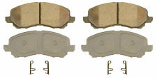 Wagner TQ ThermoQuiet Premium Ceramic Disc Brake Pad Set QC866 Pads Free Ship