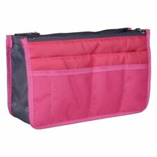 Dual Bag in a Bag Organizer (Hot Pink)