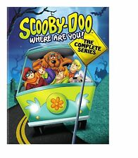 SCOOBY DOO WHERE ARE YOU THE COMPLETE SERIES 7 DVD (US SELLER)