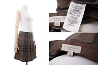 Women's BURBERRY BRIT Nova Check Plaid Skirt UK-8 , USA- 6