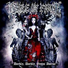 Cradle of Filth- Darkly, Darkly, Venus Abersa LP Used Near Mint Nuclear Blast
