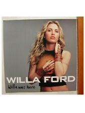 Willa Ford Poster flat Spicey