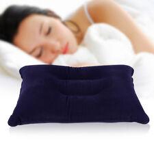 Hot Portable Ultralight Inflatable Air Pillow Cushion Travel Home Flight Rest