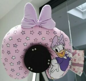 10 x BNWT Disney Exclusive Daisy Duck Travel Pillow Neck Rest