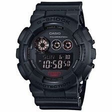 Casio G-Shock GD120MB-1 Brand New Mens Military Digital Black Illuminator Watch