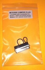 Accessory Connector Plug Motorola Mcs2000 Hln6412