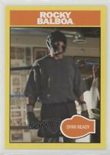 2016 Topps Rocky 40th Annivesary Online Exclusive Base 280 Balboa Spar Ready 0w6