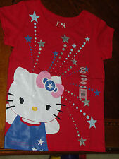 Toddler Girls Hello Kitty T Shirt sizes 2T, 3T