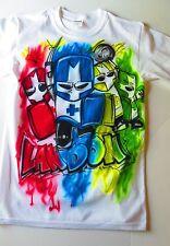 Castle Crashers - Airbrushed Personalized Tee Shirt
