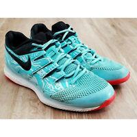 Nike Mens Sneakers Size 8.5 Court Air Vapor X HC Aurora