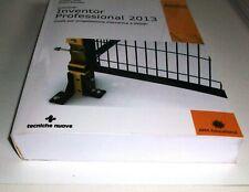 Tecniche Nuove Inventor Professional 2013