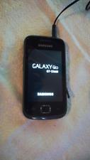 Smartphone Samsung galaxy gio  GT-S5660 - Noir