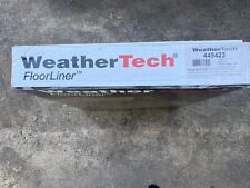 WeatherTech FloorLiner 449423 for Enclave Traverse Acadia 2nd 3rd Row Black SB