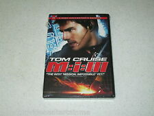 Mission: Impossible III (DVD, 2006, 2-Disc Set, Widescreen) FREE SHIPPING