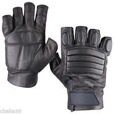"Russian Spetsnaz ""Storm"" leather fingerless gloves Splav all sizes S, M, L, XL"