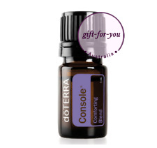 New doTERRA Console 5ml Therapeutic Grade Pure Essential Oil Aromatherapy