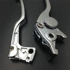Chrome Brake Clutch Hand Levers for 1990 1991 1992 1993 1994 Suzuki GSXR 750