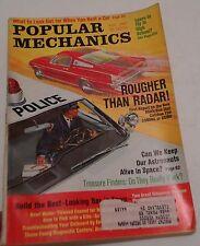 Popular Mechanics Aug. 1967 Vintage DIY Cars Shop Home Yard