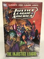 Justice League of America Vol 3 Injustice League #13-16 DC Comics HC New Sealed