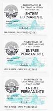 cartephilex663,65 entrée permanente