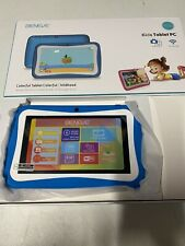 BENEVE M755 Kids Tablet, 7Inch Andriod 7.1Tablet 1GB RAM 8GB BLUE