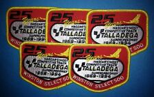 5 Lot 1994 NASCAR Talladega 500 Hat Jacket Racing Gear Patches Dale Earnhardt
