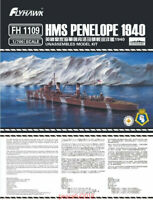 Flyhawk 1109 1/700 HMS Cruiser Penelope 1940 top quality