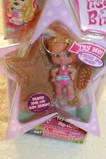 BRATZ ITSY BITSY YASMIN POP STAR TINY GIRLS WITH A PASSION FOR FASHION