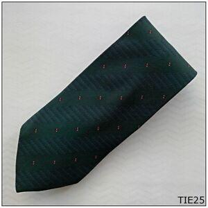Barton Moda 100% Silk Made In Italy Men's Tie (Tie25)
